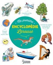 Dernières parutions sur Vie des animaux, Ma première encyclopédie Larousse