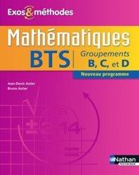 Dernières parutions sur BTS - DUT - IUT, Mathématiques BTS Groupements B, C et D