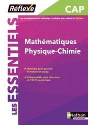 Dernières parutions dans Réflexe, Mathématiques Physique-chimie CAP Réflexe Les Essentiels. Edition 2019