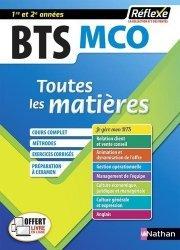 Dernières parutions dans Réflexe, Management commercial opérationnel BTS MCO 1/2
