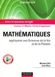 Dernières parutions sur Maths pour les SVT, Mathématiques appliquées aux Sciences de la Vie et de la Planète