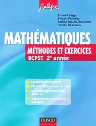 Souvent acheté avec Mathématiques Tout-en-un BCPST 2e année, le Mathématiques