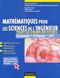 Souvent acheté avec Génie mécanique - Conception, Matériaux, Fabrication, Contrôle, le Mathématiques pour les sciences de l'ingénieur
