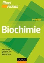 Dernières parutions dans Maxi fiches, Maxi fiches - Biochimie