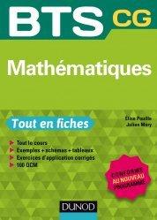 Dernières parutions sur BTS - DUT - IUT, Mathématiques - BTS CG - Conforme à la réforme