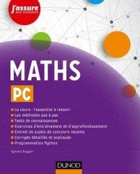 Dernières parutions dans J'assure aux concours, Maths PC