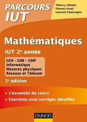 Dernières parutions sur BTS - DUT - IUT, Mathématiques IUT 2e année