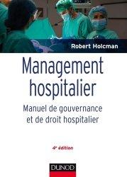 Dernières parutions sur Management - Ressources humaines, Management hospitalier