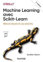 Dernières parutions sur Automatique - Robotique, Machine Learning avec Scikit-Learn