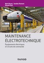 Dernières parutions dans Technique et ingénierie, Maintenance électrotechnique