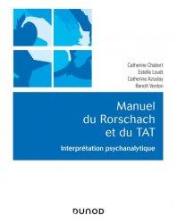 Dernières parutions dans Univers Psy, Manuel du Rorschach et du TAT