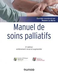 Dernières parutions sur Médecine, Manuel de soins palliatifs