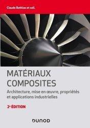 Dernières parutions dans Technique et ingénierie, Matériaux composites