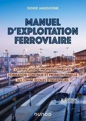 Dernières parutions sur Transport ferroviaire, Manuel d'exploitation ferroviaire