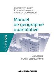 Dernières parutions dans Cursus, Manuel de géographie quantitative