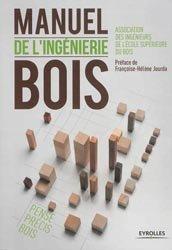 Dernières parutions dans Blanche BTP, Manuel de l'ingénierie bois