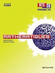 Dernières parutions sur BTS - DUT - IUT, Mathématiques BTS CG programme 2015