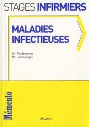 Dernières parutions dans Mémento de stage de l'infirmière, Maladies infectieuses