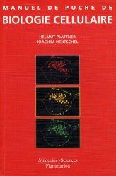 Souvent acheté avec Biostatistique pour les sciences de la vie et de la santé, le Manuel de poche de biologie cellulaire