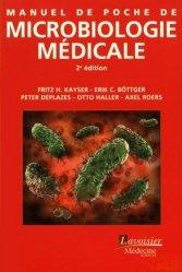 Dernières parutions sur Microbiologie, Manuel de poche de microbiologie médicale livre paces 2020, livre pcem 2020, anatomie paces, réussir la paces, prépa médecine, prépa paces