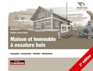 Dernières parutions sur Construction durable, Maison et immeuble à ossature bois