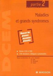 Dernières parutions dans Abrégés modules transversaux, Maladies et grands syndromes