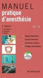 Souvent acheté avec Protocoles en anesthésie et analgésie obstétricales, le Manuel pratique d'anesthésie