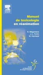 Souvent acheté avec Réanimation médicale, le Manuel de toxicologie en réanimation