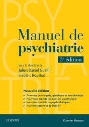 Souvent acheté avec Vin, nutrition méditerranéenne et santé, le Manuel de psychiatrie
