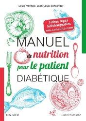Souvent acheté avec Diabétologie : 55 démarches cliniques en pratique médicale courante, le Manuel de nutrition pour le patient diabétique