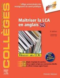 Dernières parutions dans Référentiels des Collèges, Maîtriser la LCA en anglais