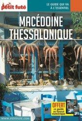 Dernières parutions sur Guides Grèce,Crète et Iles grecques, Macédoine - Thessalonique. Edition 2020