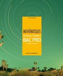 Souvent acheté avec Thèmes de Culture générale, le Mathématiques Première et Terminale Bac Pro