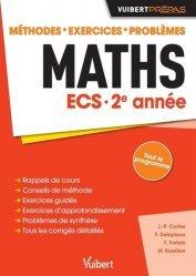 Dernières parutions dans Vuibert Prépas, Maths ECS 2e année