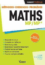 Dernières parutions dans Vuibert Prépas, Maths MP / MP*