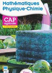 Souvent acheté avec Mathématiques : CAP Agricole 1re/2e année, le Mathématiques Physique - Chimie CAP agricole 1ere et 2eme année