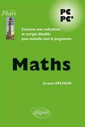 Dernières parutions dans Phare, Maths PC-PC*
