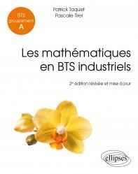 Dernières parutions sur BTS - DUT - IUT, Mathématiques - BTS industriels (Groupement A)