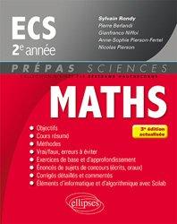 Dernières parutions sur Maths pour la prépa, Maths ECS 2e année