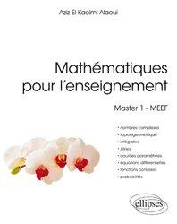 Dernières parutions sur Mathématiques appliquées, Mathématiques pour l'enseignement