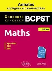 Dernières parutions sur Concours BCPST, Maths BCPST Concours Agro-Véto, G2E, ENS