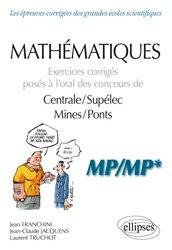 Dernières parutions sur Concours maths, Mathématiques