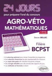 Souvent acheté avec Agro - Véto Physique, le Mathématiques. Concours Agro-Véto Filière BCPST, 2e édition
