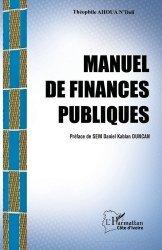 Dernières parutions sur Finances publiques, Manuel de finances publiques