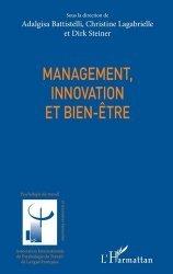 Dernières parutions sur Psychologie du travail, Management, innovation et bien-être