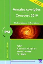 Dernières parutions sur Maths pour la prépa, Mathématiques - Informatique PSI