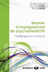 Dernières parutions dans , Manuel d'enseignement de psychomotricite tome 2