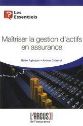Dernières parutions dans Les essentiels, Maîtriser la gestion des actifs en assurance