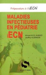 Dernières parutions sur Pédiatrie ECN / iECN, Maladies infectieuses en pédiatrie