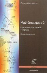 Dernières parutions dans Les cours, Mathématiques - Tome 3